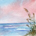 Sunset Beach by Rosie Brown