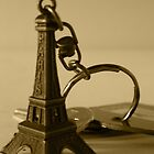 Little Eiffel by Krystal Iaeger