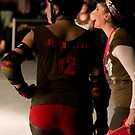 Roller Derby Night by Front Quarter Window