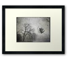 Sing to me with pictures Framed Print