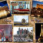 Viva Las Vegas Collage by judygal