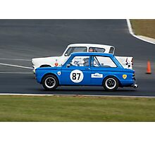 Imp vs Anglia Photographic Print