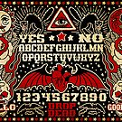 Ouija Board by chuckcarvalho