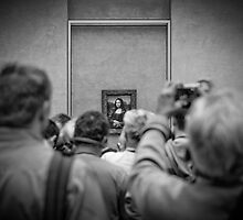 Mona Lisa by Laurent Hunziker