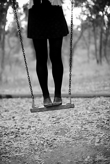 on swing by Victor Bezrukov