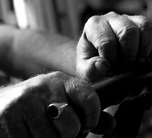 The Working Man's Hands #3 by SquarePeg