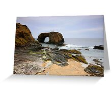 Great Pollet Arch Greeting Card