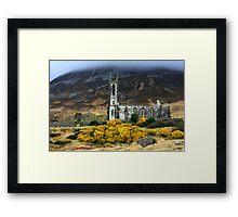 Dunlewy Church Framed Print