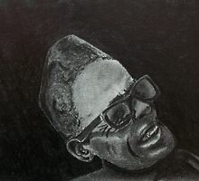 Lightnin' Hopkins by NickYoungArt