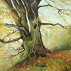 The Tree by Sorin Apostolescu