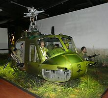 Bell Iroquois (Huey) Display by stevealder
