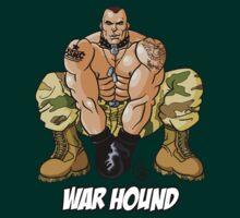 War Hound by MancerBear by mancerbear