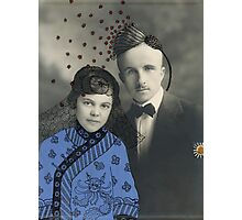 Wedding with Pollen Photographic Print