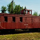 Caboose by Sally Winter