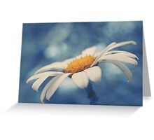 Hazy Daisy Greeting Card