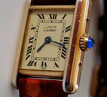 Another - Cartier Tank ladies watch - stunning by watches