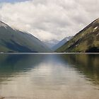 Lake Rotoiti - Saint Arnaud by Phil Rhodes