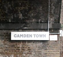Camden- 'The Den' by CrystalAlexis