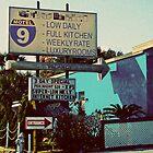 motel 9 by Lenore Locken