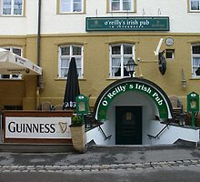 Löwenbräu and Guinness    by Ellanita