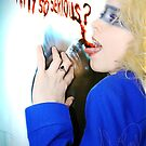 Why so serious? by Leah Snyder