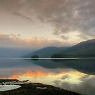 Coniston at Dusk by VoluntaryRanger