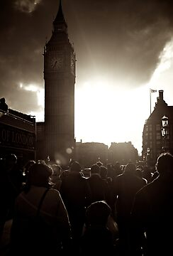Of London by Mark Ramsell