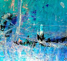 Fragments of Beautiful Blues by Kathie Nichols