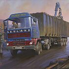 Leyland Marathon by Mike Jeffries