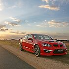 HSV Clubsport R8 E Series 2 Sunset by Pavle