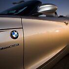 BMW Z4 sDrive35i Roadster Docklands Sunset by Pavle