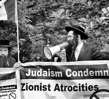 Judaism Against Israel  by basseca