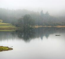 Rydal Mist by Jamie  Green