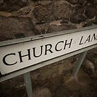 Church Lane by thepixtakers