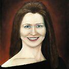 Portrait of Fulya by Robert O'Neill