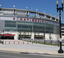 The Nationals Stadium by Jocelyn Morrison