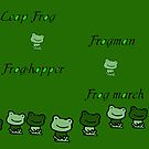Frogs  by sarnia2