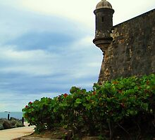 Old San Juan by Kristen Glaser