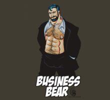 Business Bear by MancerBear by mancerbear