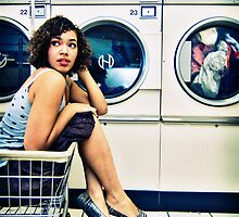 Yet Another Laundry Day by Minie Gonzalez