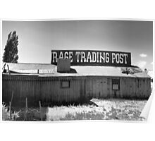 Trading Post Poster