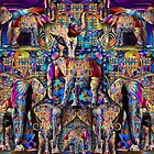 Find the Elephants by Desire Glanville AKA DevineDayDreams