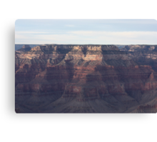 Layer Cake View Canvas Print