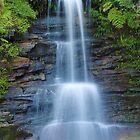 Waterfall - Allenby Park, NSW by bhooper