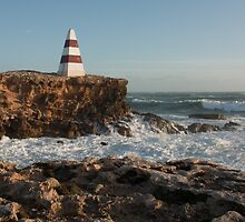 """Rough Seas"" - Obelisk, Robe SA by Fiona Boundy"