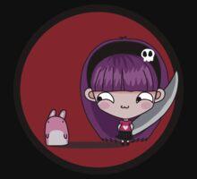 Bad girl! by Ania Tomicka