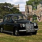 1958 Rover P4 75 by David J Knight