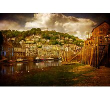 Looe Harbour 2 Photographic Print