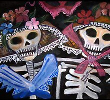 Muertos by Ruth OLIVAR MILLAN