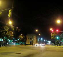 Intersection, Main, River and Augusta by Gordon Taylor